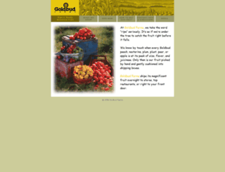 goldbudfarms.com screenshot