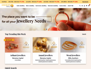 goldcitymall.com screenshot