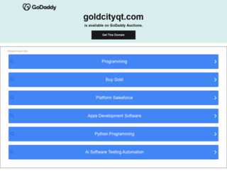 goldcityqt.com screenshot