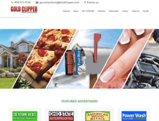 goldclipper.com screenshot