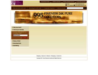 goldcoin.suratdiamond.com screenshot