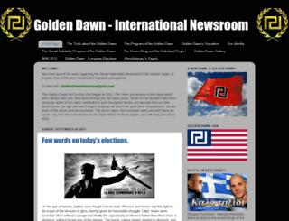 golden-dawn-international-newsroom.blogspot.se screenshot
