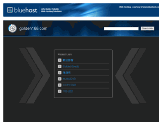 golden168.com screenshot