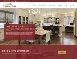 goldenacrerenovations.com screenshot