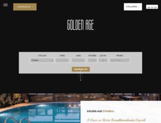 goldenagehotel.com screenshot