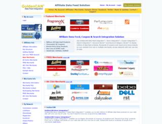 goldencan.com screenshot