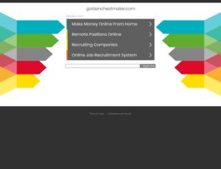 goldenchestmailer.com screenshot