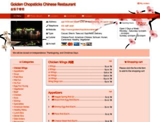 goldenchopsticks.net screenshot