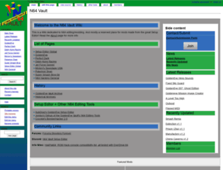 goldeneyevault.com screenshot