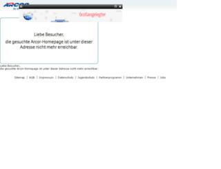 goldenfour.de screenshot