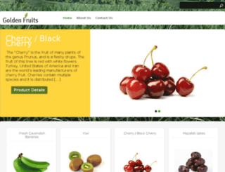 goldenfruits.ir screenshot