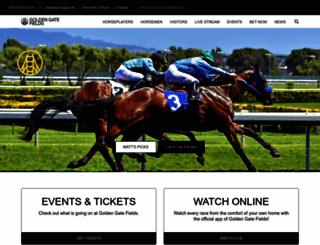 goldengatefields.com screenshot