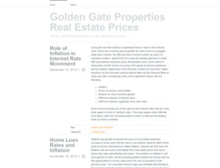 goldengatepropertiesrealestateprices.wordpress.com screenshot