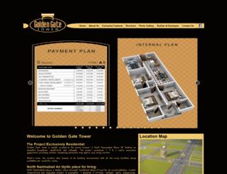goldengatetower.net screenshot