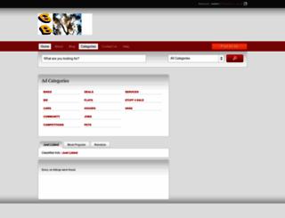 goldengumtree.com screenshot