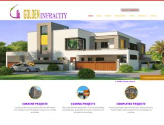 goldeninfracity.com screenshot