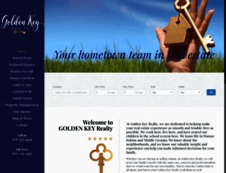 goldenkeyrealty.net screenshot
