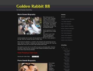 goldenrabbit88.blogspot.com screenshot