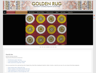 goldenrug.com screenshot