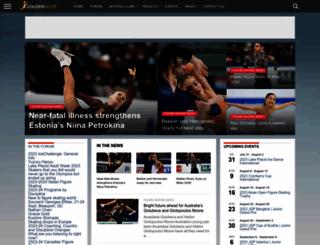 goldenskate.com screenshot