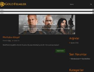 goldfilmler.com screenshot