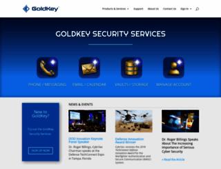 goldkey.com screenshot