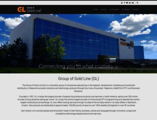 goldline.net screenshot