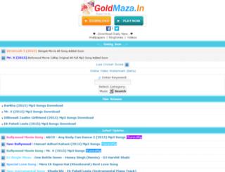 goldmaza.net screenshot