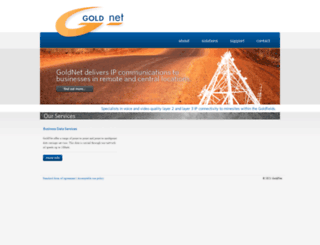 goldnet.com.au screenshot