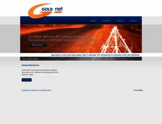 goldnet.com.au screenshot