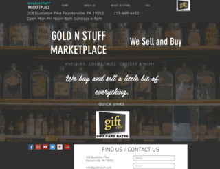 goldnstuff.com screenshot