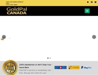 goldpalcanada.com screenshot
