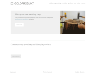 goldprodukt.de screenshot