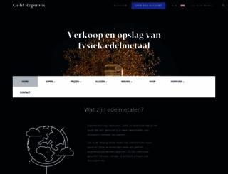 goldrepublic.nl screenshot