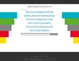 goldringsforwomen.us screenshot