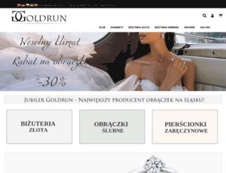 goldrun.pl screenshot