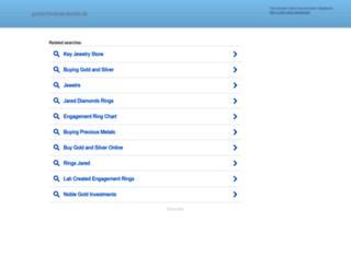 goldschmiede-lenski.de screenshot