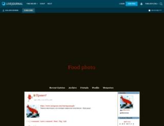 goldsoveren.livejournal.com screenshot