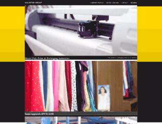 goldstargroupbd.com screenshot