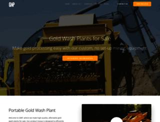 goldwatchproject.com screenshot