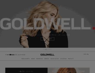 goldwell.fi screenshot