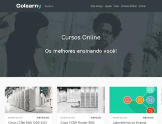 golearny.com screenshot