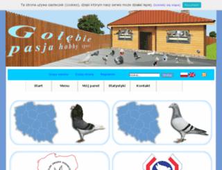 golebie.vot.pl screenshot