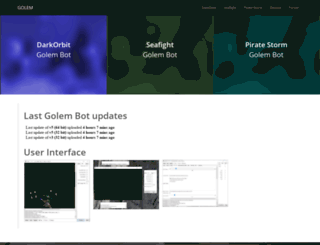 golem.resrov.net screenshot