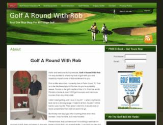golf-a-round-with-rob.com screenshot