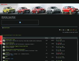 golf-club.ro screenshot