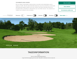 golf-iffeldorf.de screenshot
