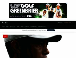 golf.com screenshot