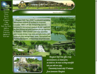 golf.th.com screenshot