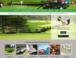 golfassetmarketplace.com screenshot